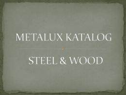 e-katalog - Metalux