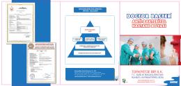 DOCTOR BACTER Anti-bakteriyel Hastane Boyamız