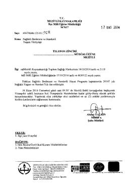 967617 17 EKİ 2014 - mersin - mezitli ilçe millî eğitim müdürlüğü