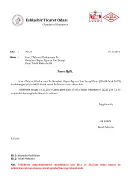 ETO2014-002 - Eskişehir Ticaret Odası