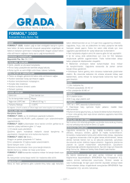 FORMOIL® 1020