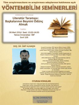PowerPoint Sunusu - Yalova Üniversitesi | İİBF