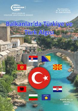 balkanlarda türkiye ve türk algısı
