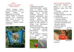 EKÜY - Ankara İl Gıda Tarım ve Hayvancılık Müdürlüğü