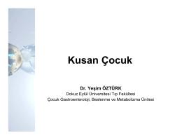 Kusan Çocuk - yesimozturk.com