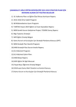 gaziantep il milli eğitim müdürlüğü 2015