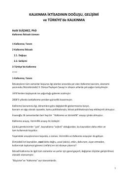 KALKINMA_IKTISADININ_DOGUSU_GELISIMI_ve_TURKIYE