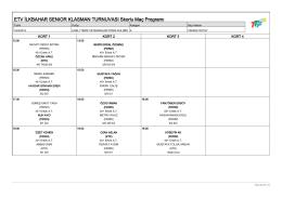 19 Nisan 2015 Pazar Maç Sonuçları