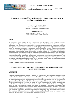 Öğrenci El Kitabı - İstanbul 29 Mayıs Üniversitesi