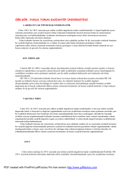 2014-2015 BAHAR Y.Y. AÇILMAYAN KALDIRILAN DERSLER