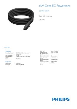 Product Leaflet: Lider Kablo