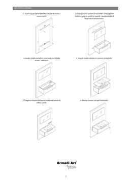 SLIM MONTAJ ŞEMASI 1. A ve B taşıyıcılarını belirtilen