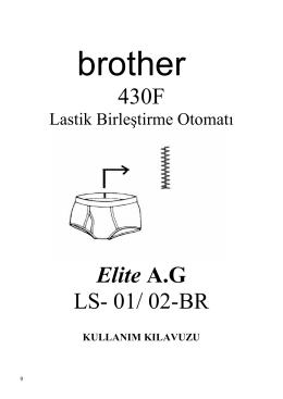 430F Elite A.G LS- 01/ 02-BR
