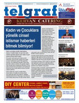 TELGRAF 434-lr - Telgraf Gazetesi