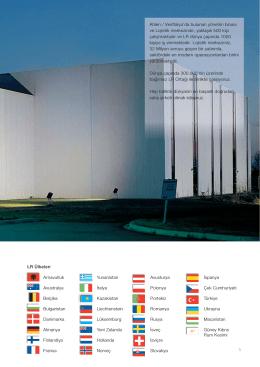 LR Ülkeleri Arnavutluk Avustralya Belçika Bulgaristan Danimarka