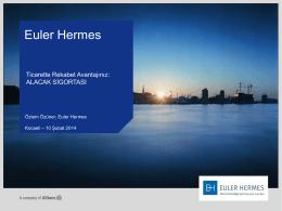 Euler Hermes Ticarette Alacak Sigortası