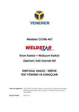 WELDSTAR CrCNb / OA
