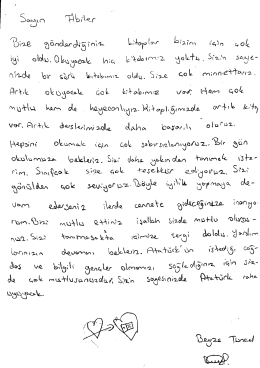 Mektup 2
