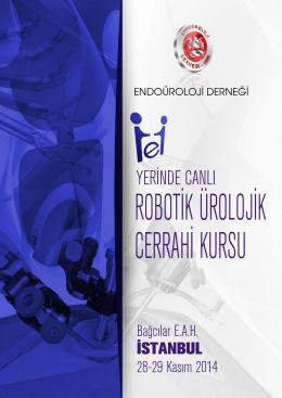 YERİNDE CANLI - Endouroloji Derneği