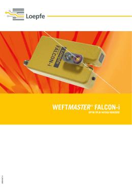 weftMASTER® falcon-i - Loepfe Brothers Ltd.