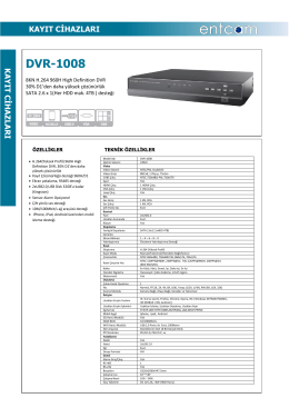 DVR-1008