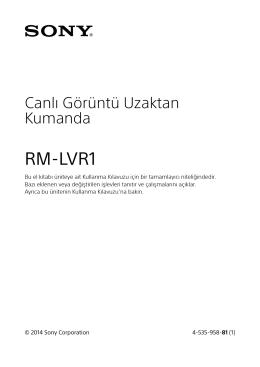 RM-LVR1