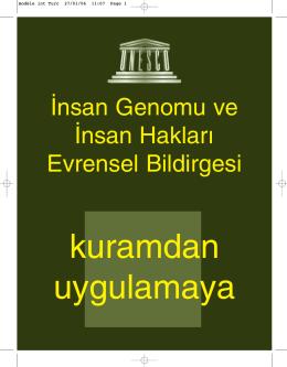 nsan Genomu