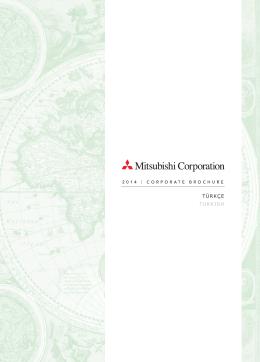 türkçe turkısh - Mitsubishi Corporation