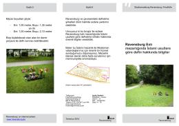Ravensburg Batı mezarlığında İslami usullere göre defin hakkında
