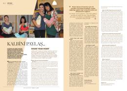 Kalp Yastık projesi - Pembe Hanım Kanserli Hasta ve Yakınlarıyla