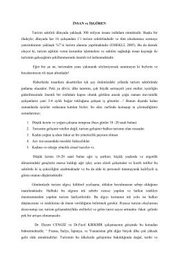 Dilan Kent (Mustafa Kemal Üniversitesi Turizm Bölümü 3