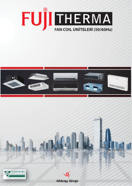 Fan Coil Baskı