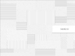 Merco Otel Ürünleri Kataloğu