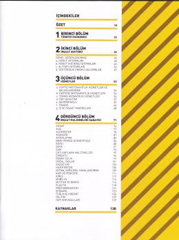 türk yapı sektörü raporu 2013