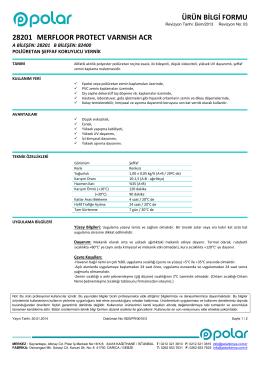 28201-MERFLOOR PROTECT VARNISH ACR-TR