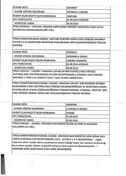 05.09.2014 sgk itiraz komisyonu raporu