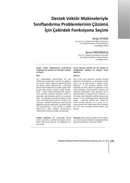 Tam Metin - Osmangazi Üniversitesi İktisadi ve İdari Bilimler