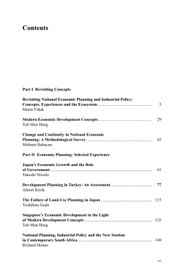Download Table of contents (pdf, 472 kB)