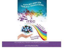 Download File - Zonguldak Itec