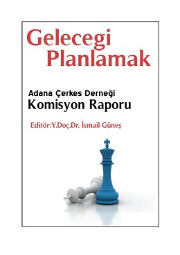 Raporu İndir... - Adana Çerkes Kültür Derneği Web Sitesi