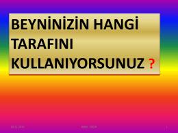 PowerPoint Sunusu