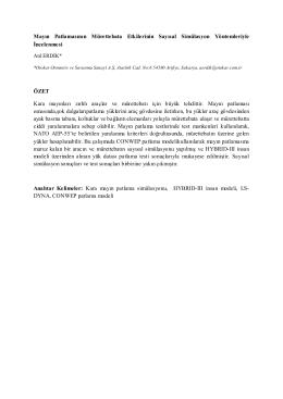 OTOKAR - Kara Sistemleri Semineri