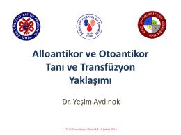 Yesim Aydinok