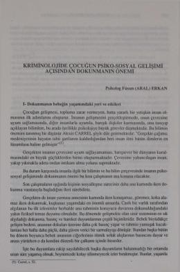 Bu PDF dosyasını indir - İstanbul Üniversitesi