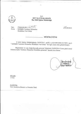 Konu : :lgqaaqq6-8all.L73Ç - mut ilçe millî eğitim müdürlüğü
