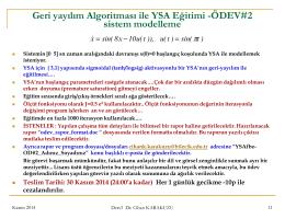 ÖDEV#2 sistem modelleme