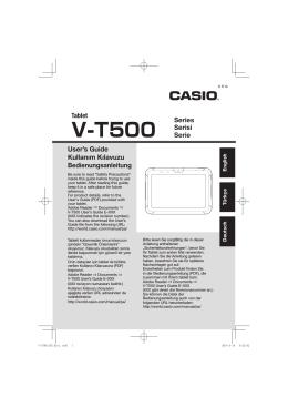 V-T500 - Support