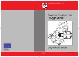 Türkçe PDF - Landkreis Schwäbisch Hall