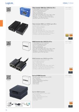 HDMI / HDMI