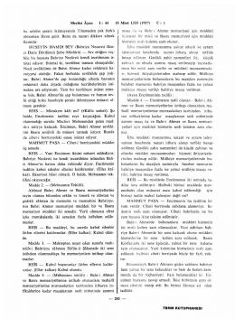 Meclisi Ayan 1: 44 15 Mart 1333 (1917) C: 1 bu sahilin şeraiti